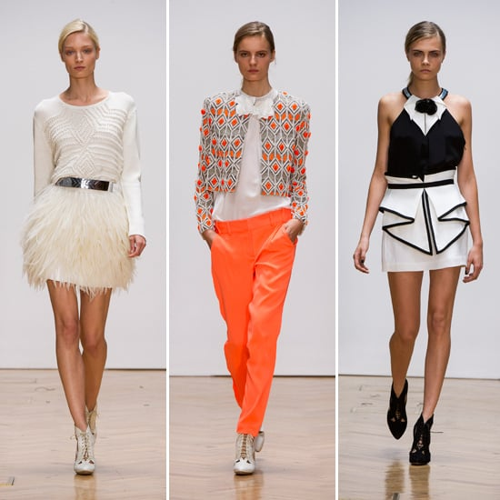 All The Looks From Sass & Bide At London Fashion Week