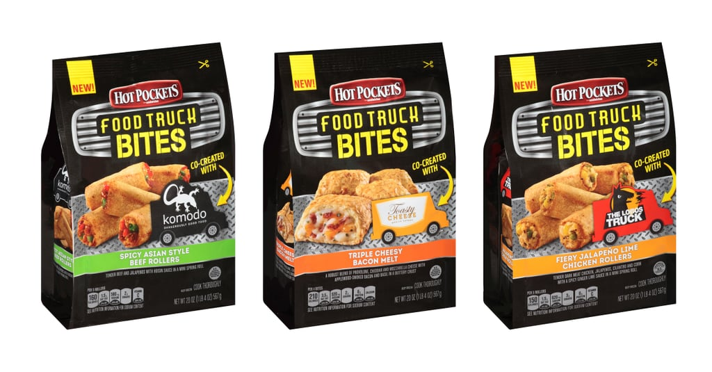 Hot Pockets Food-Truck Flavors