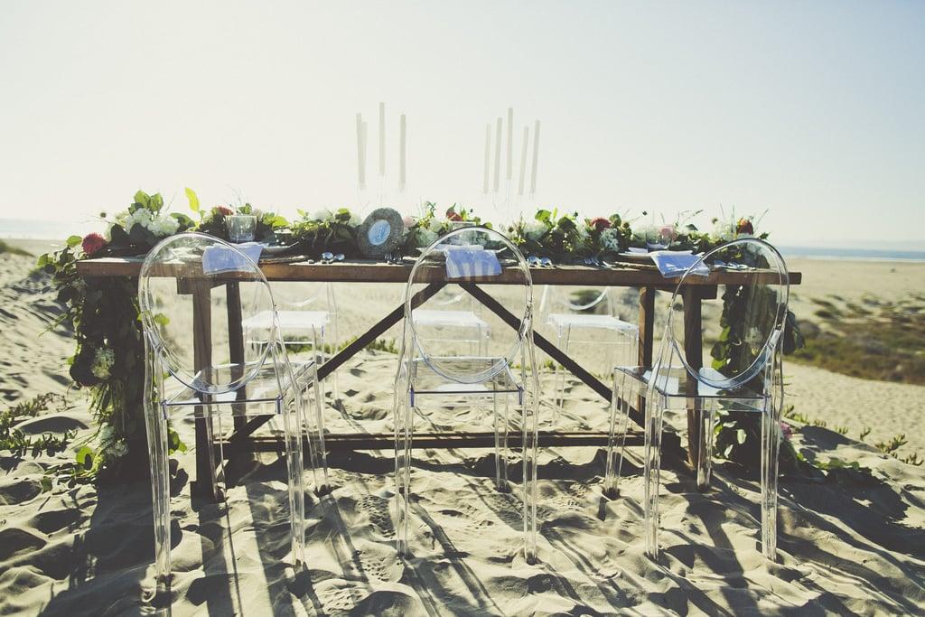 Mermaid-Themed Beach Bridal Shower