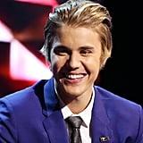 Justin Bieber: Spaghetti Bolognese