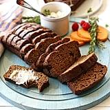 Butternut Squash Flax Bread