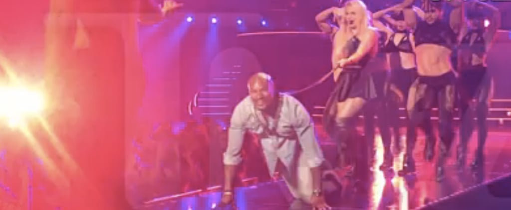 Something Spectacular Happened at Britney Spears's Last Vegas Show