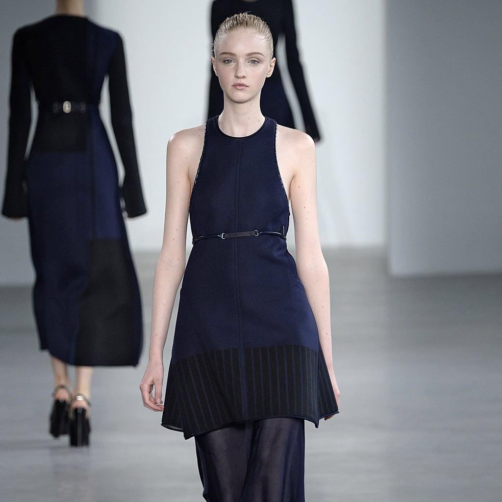 Calvin Klein Spring 2015 Show | New York Fashion Week