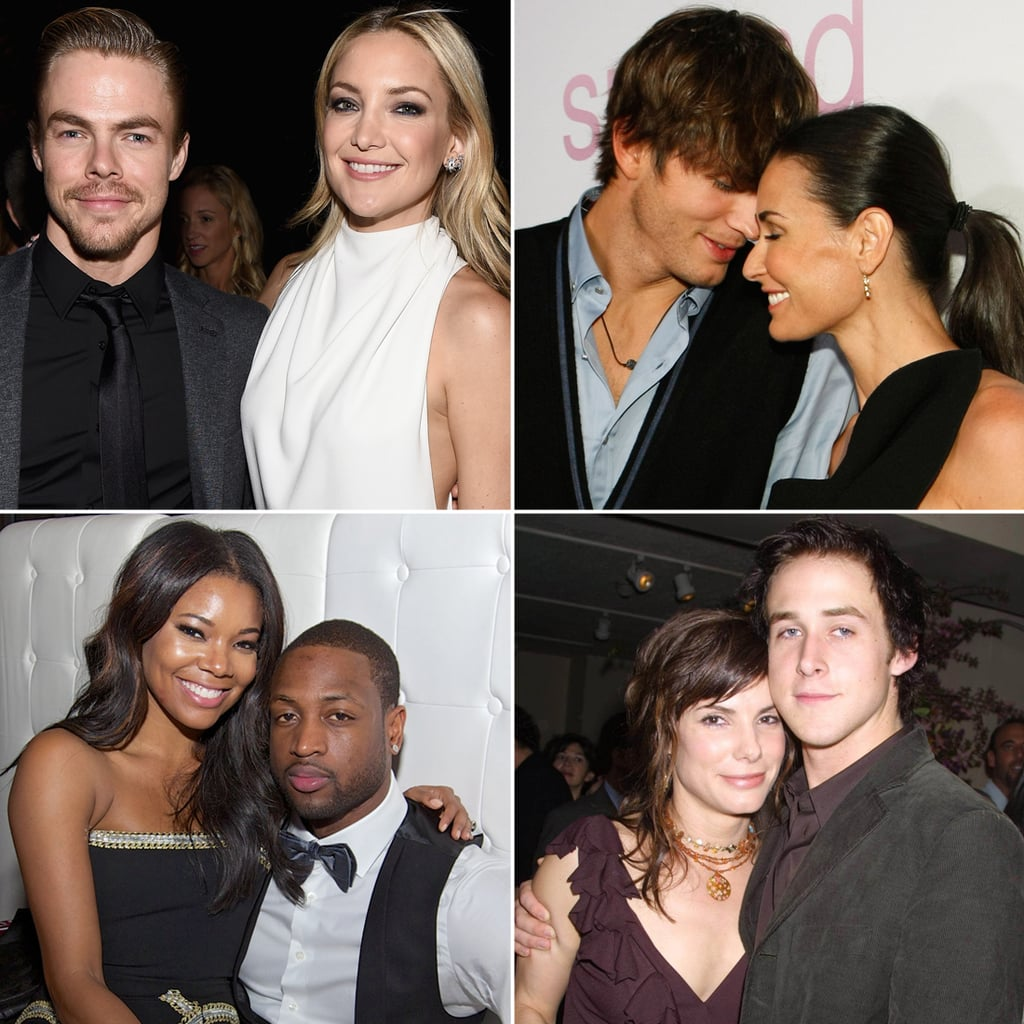 difference between dating and open relationship celebrities
