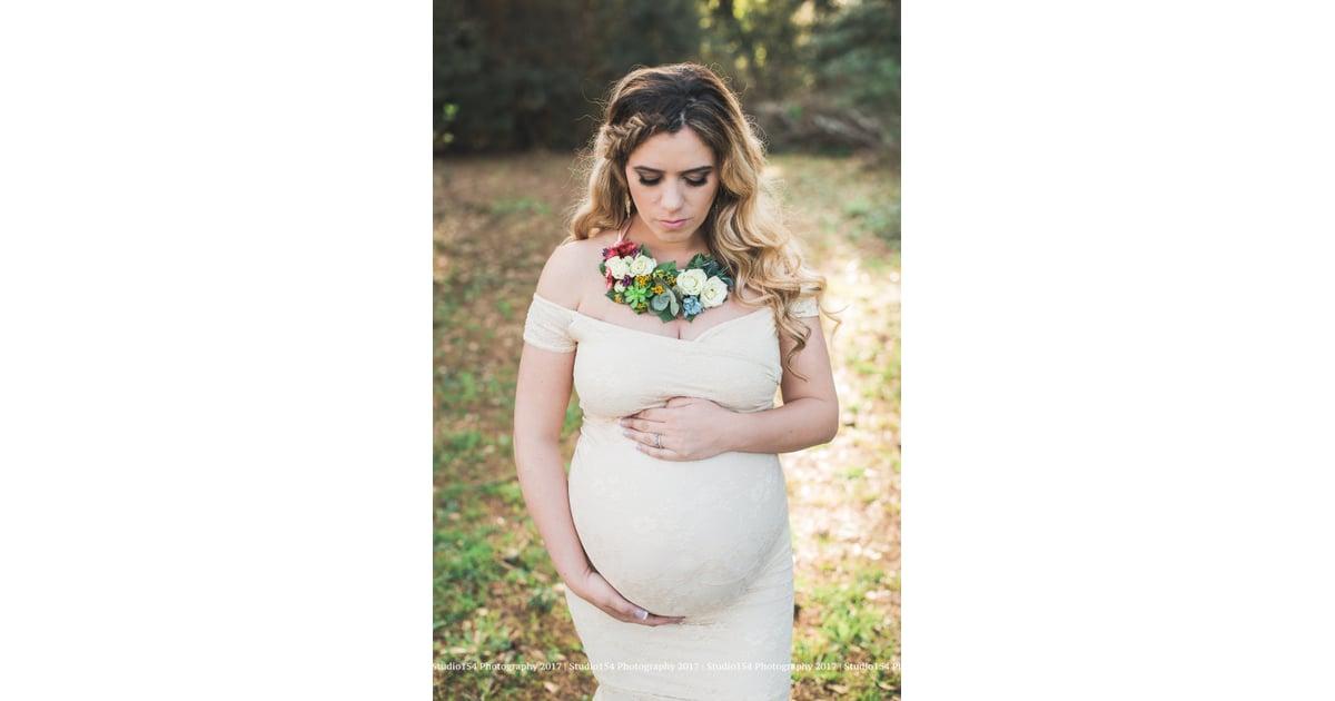 Confetti Rainbow Baby Maternity Shoot | POPSUGAR Family ...