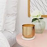 River Island Candle With Marble Top