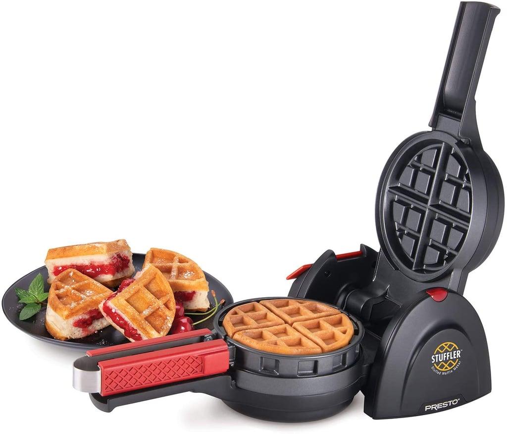 Buy the Stuffed Waffle Maker on Amazon