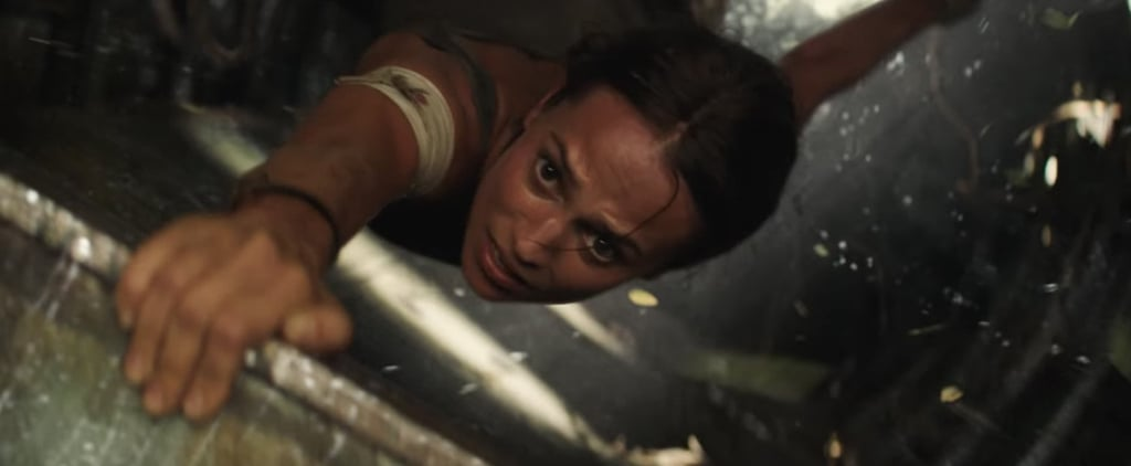 Tomb Raider Reboot Trailer