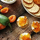 Apricot Jalapeño Spread With Cream Cheese
