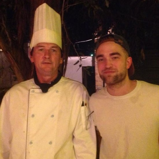 Robert Pattinson Finished Filming The Rover in Australia