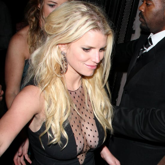 Jessica Simpson's Bachelorette Party With Eric Johnson