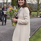 Kate First Debuted Her Goat Coat in 2013
