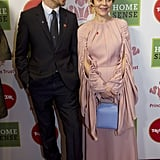 With Helen McCrory.