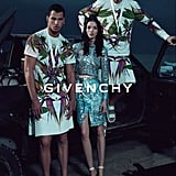 Model Mariacarla Boscono joined Gisele on the beach for the Givenchy Spring 2012 ads. Source: Fashion Gone Rogue