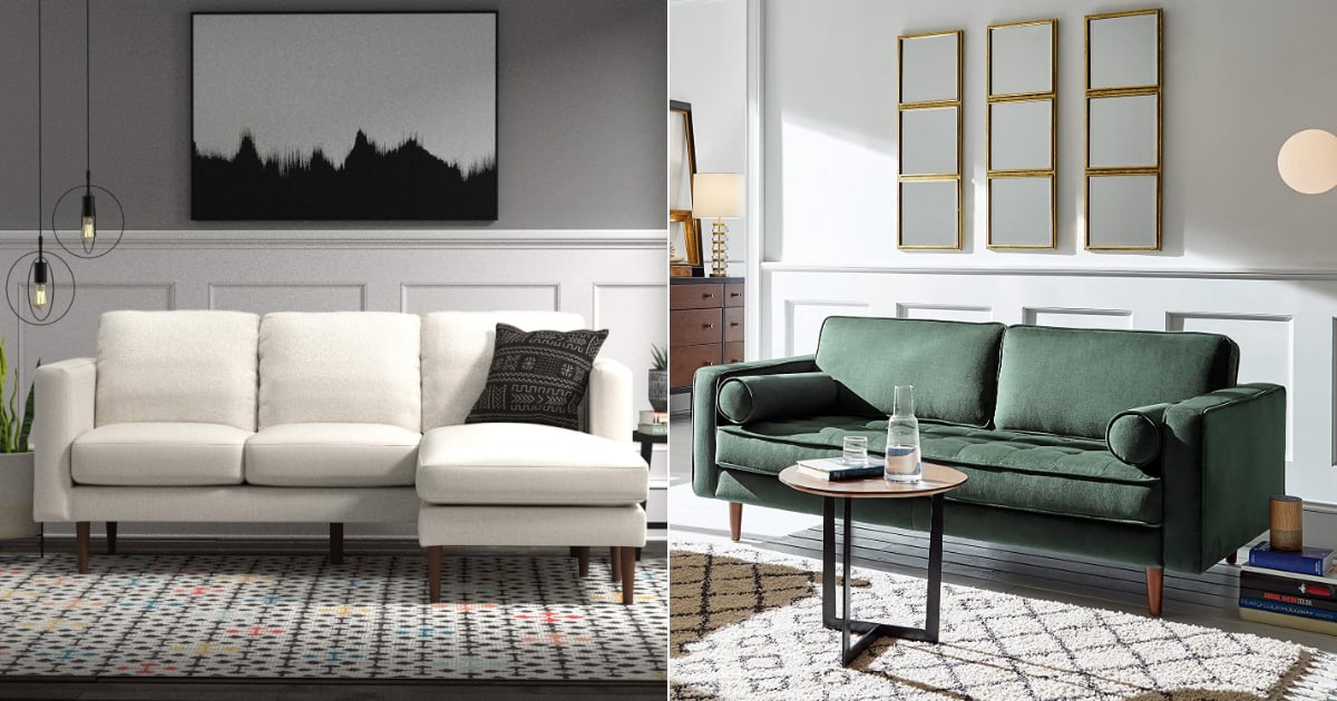 Amazon's Comfortable Sofas Are a Total Dream, Shop These 15 Bestsellers