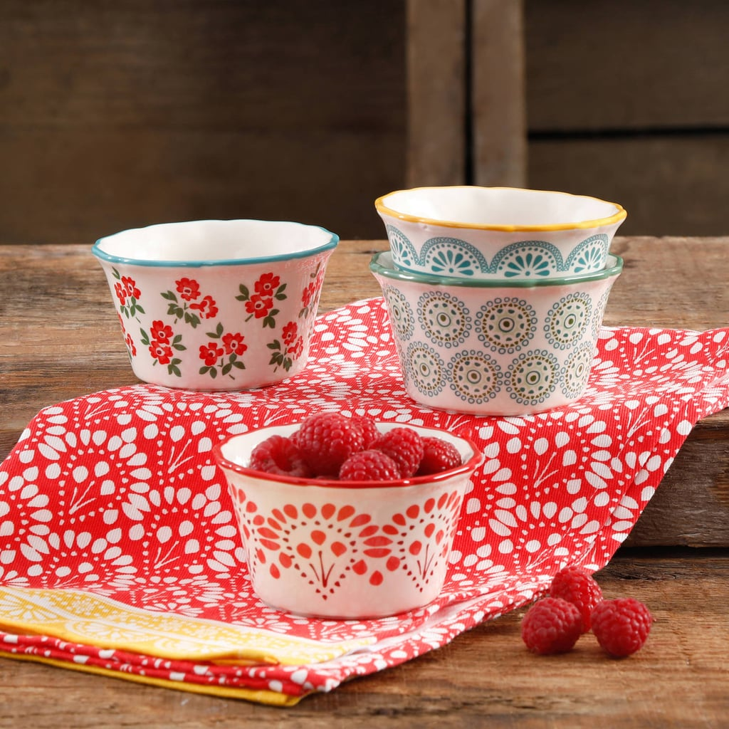 The Pioneer Woman Flea Market 8-Piece 8-Ounce Ramekin Set ($16)