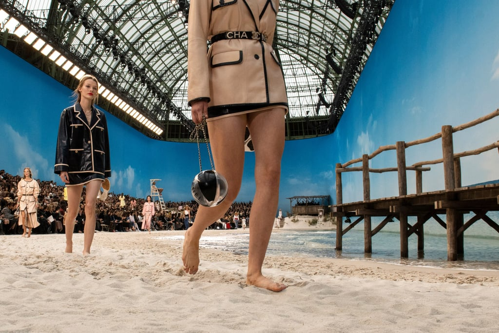 Chanel Bags and Shoes Spring 2019