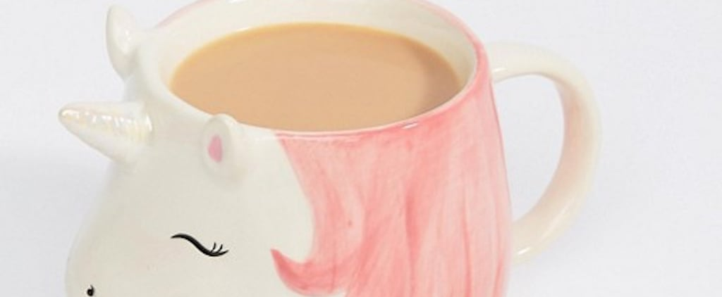 Coffee Drinkers, You'll Love This Unicorn Mug Because It's Ridiculously Enchanting
