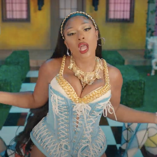 """Every Outfit in Megan Thee Stallion's """"Don't Stop"""" Video"""