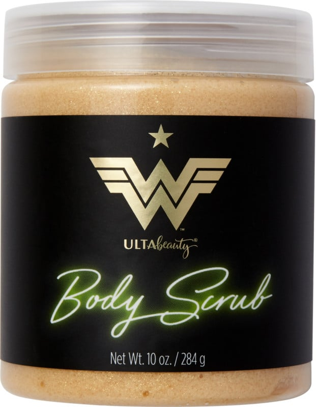 Ulta Wonder Woman 1984 Body Scrub