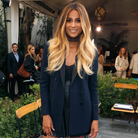 Ciara at CFDA/Vogue Fashion Fund Fashion Show and Tea 2016