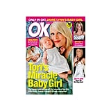 Celebrity Babies on Magazine Covers