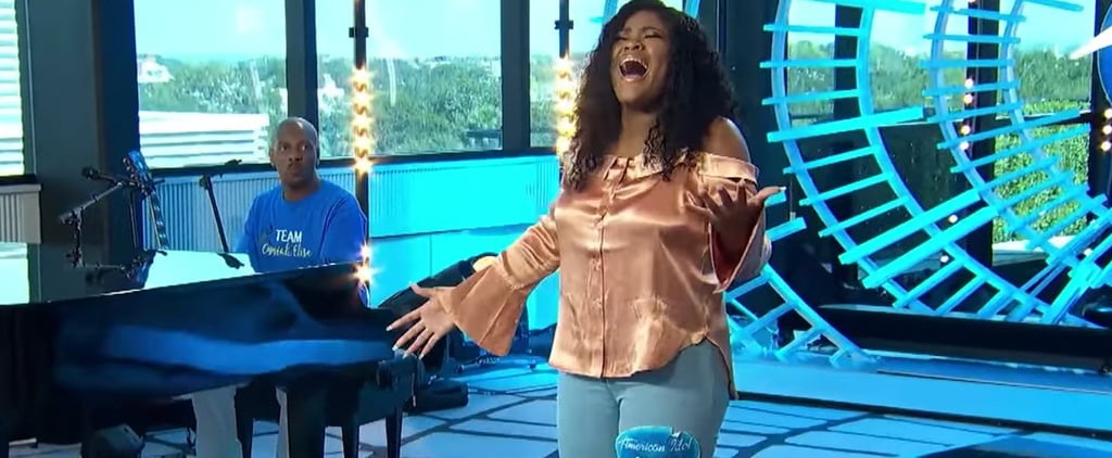 Cyniah Elise Chambers's American Idol Audition Video
