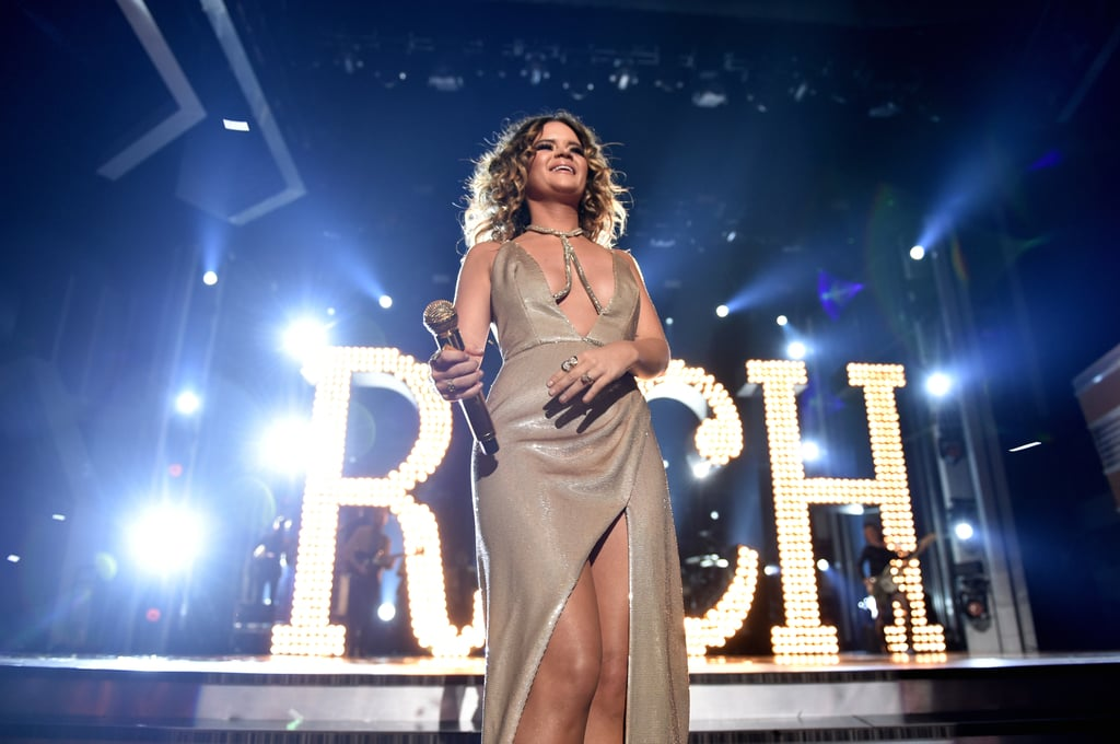 Maren Morris Gives Fun-Loving Performance of Rich at