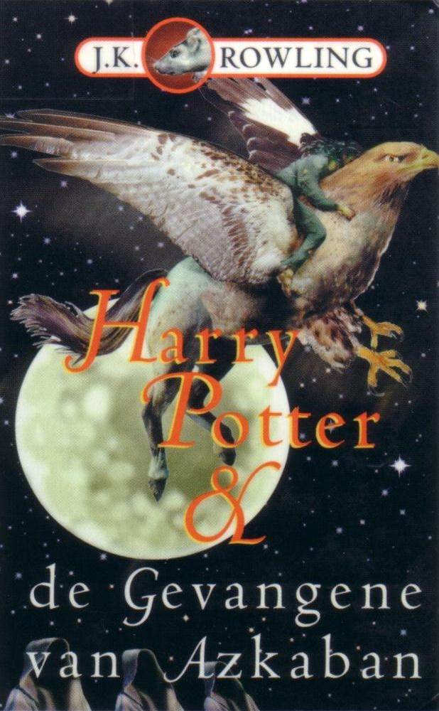 Harry Potter and the Prisoner of Azkaban, The Netherlands