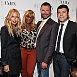 Rachel Zoe and Mary J. Blige partied together on Fashion's Night Out.