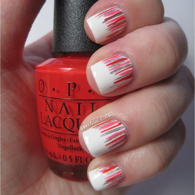 Best Valentine\'s Day Nail Art of Instagram | POPSUGAR Beauty