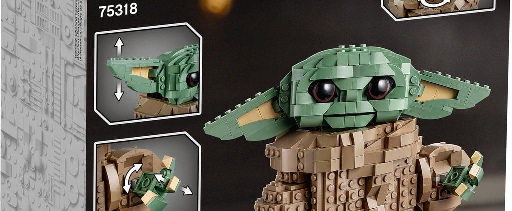 Lego Star Wars The Child Set 75318   The Mandalorian