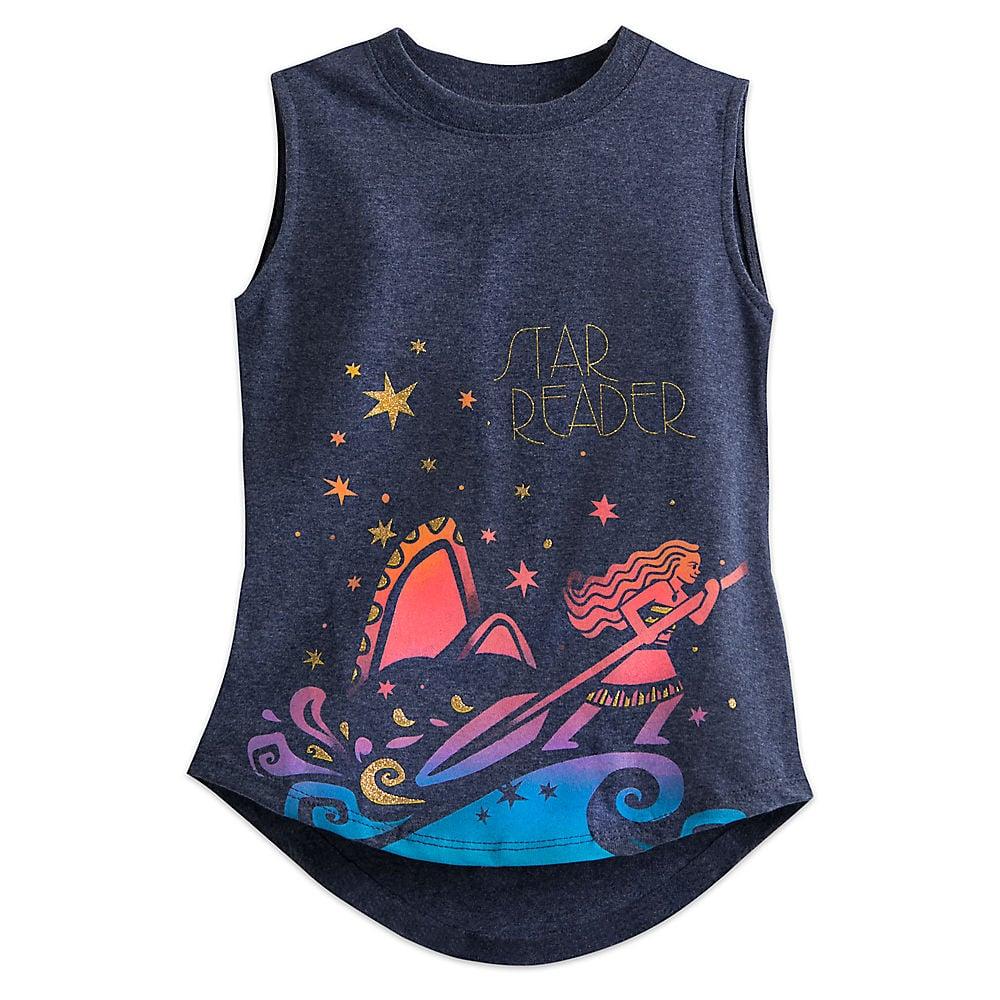 cbc802be Disney Moana Tank Tee | Moana Clothes and Toys For Kids | POPSUGAR ...