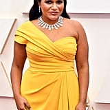 Mindy Kaling at the Oscars 2020