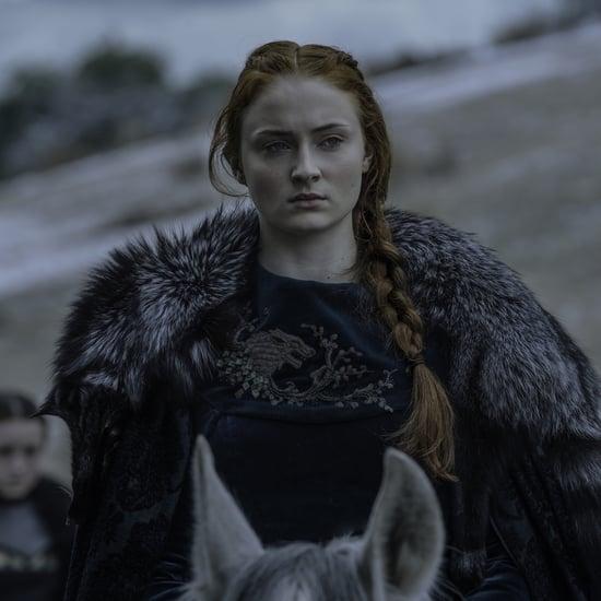 Sophie Turner Comments on Game of Thrones Backlash