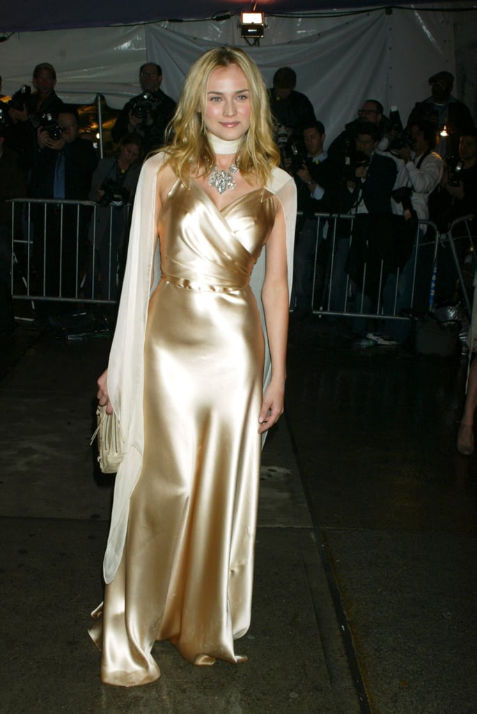 diane kruger wearing balenciaga in 2004
