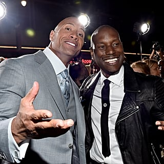 Dwayne Johnson Quotes About His Feud With Tyrese July 2018