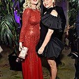 Sia and Kate Hudson at the Daily Front Row Fashion Awards
