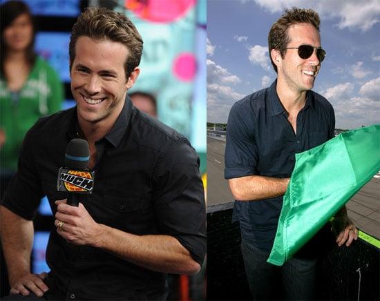 Ryan Reynolds on Camera