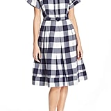 Eliza J Gingham Shirt Dress ($138)