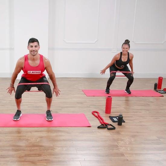 POPSUGAR Fitness Instagram Live Workouts, Week of 8/23