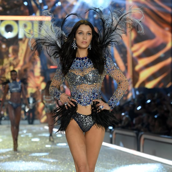 Bella Hadid Victoria's Secret Fashion Show