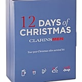 Clarins Men (£95)  This has 12 of the most popular Clarins Men products to survive the Winter weather.