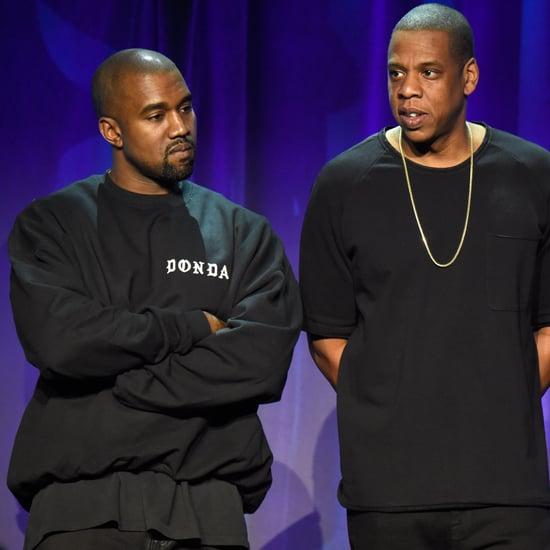 "JAY-Z's Lyrics About Kanye West on ""What's Free"" Song"