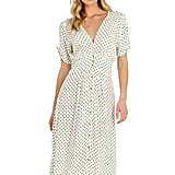 Faithfull The Brand Billie Midi Dress