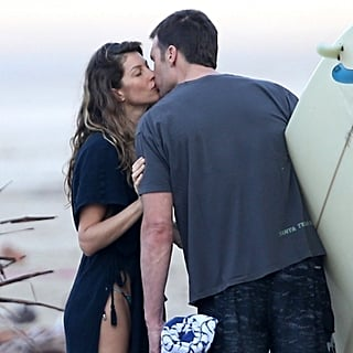Tom Brady and Gisele Bündchen in Costa Rica February 2019