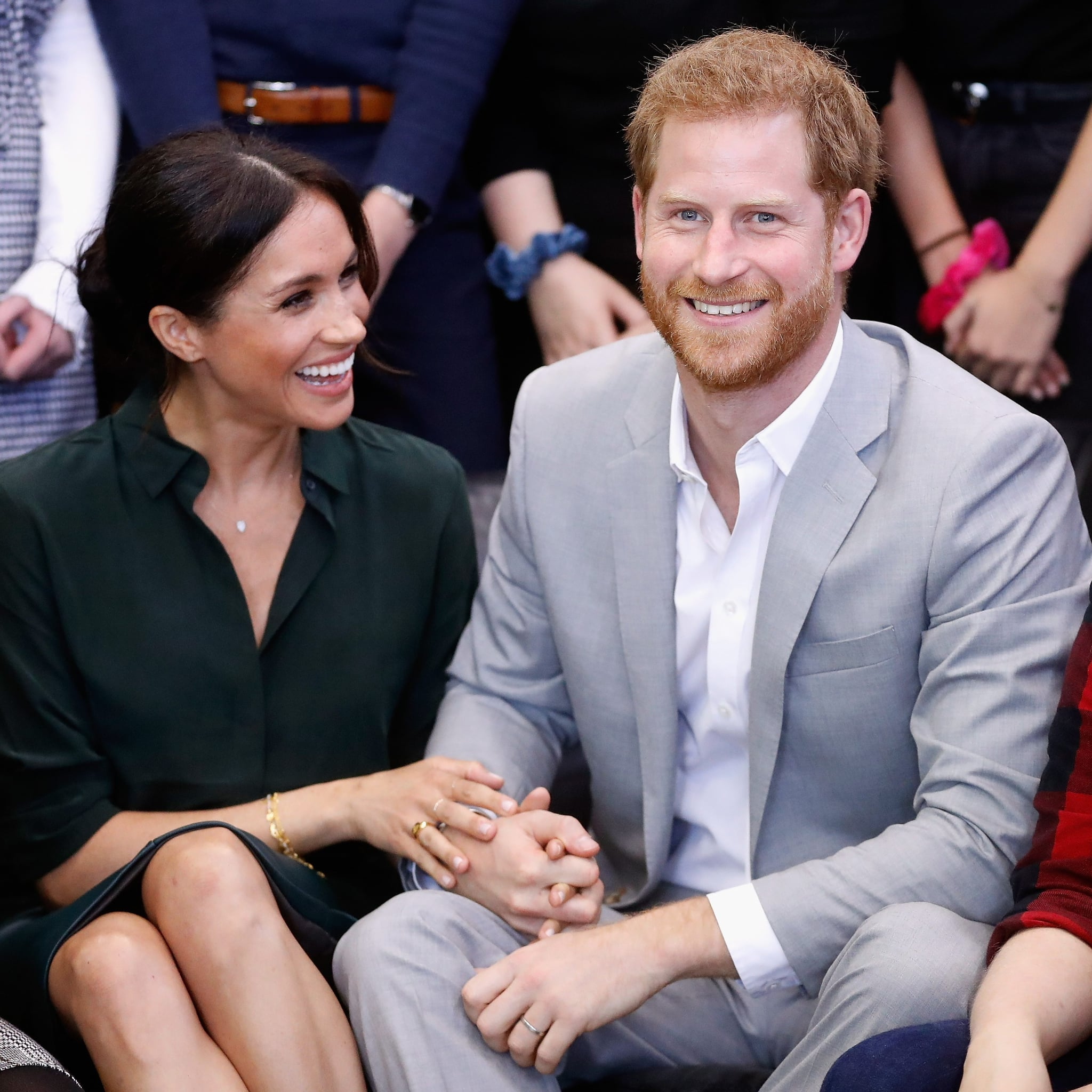 prince harry and meghan markle quotes about children popsugar celebrity prince harry and meghan markle quotes