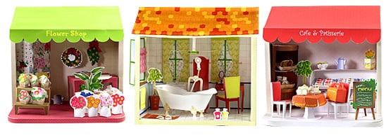 Kidoodles: Free Paper Play House Downloads