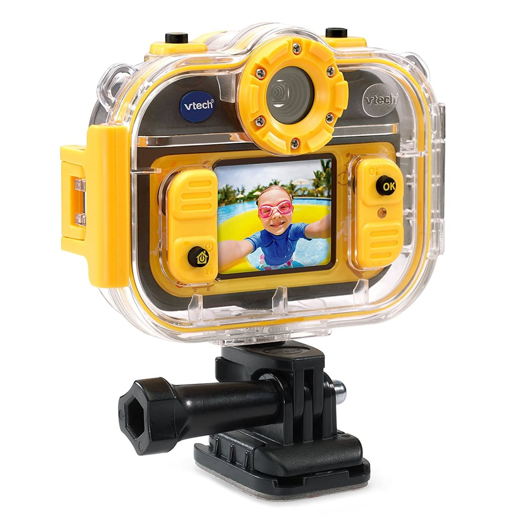 For 5-Year-Olds: VTech Kidizoom Action Cam 180