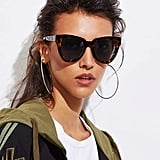SheIn Oversize Cat Eye Sunglasses
